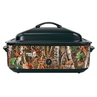 Open Country 18-qt. Camouflage Roaster Oven