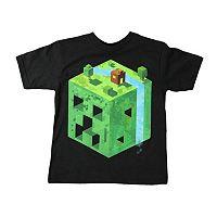 Minecraft Cubes of My Mind Tee - Boys 4-7