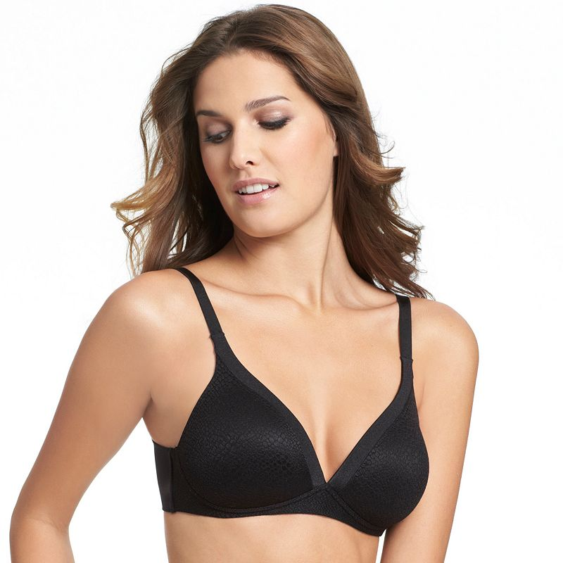Warner's Bra: Back to Smooth Lift Wire-Free Bra 1375 - Women's