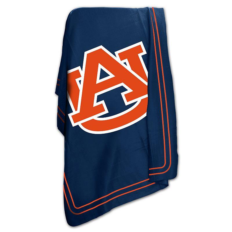 Logo Brand Auburn Tigers Classic Fleece Blanket
