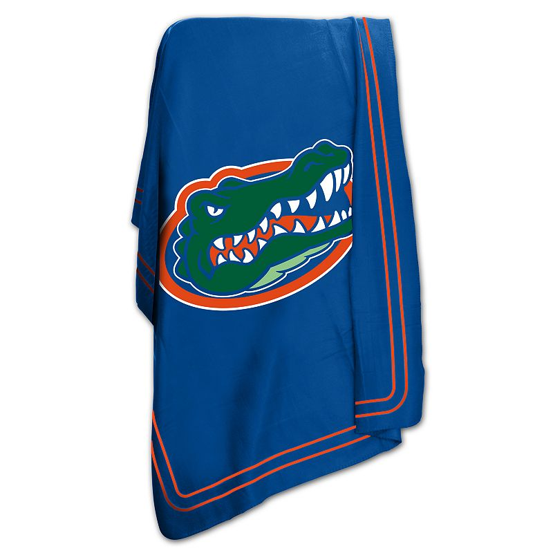 Logo Brand Florida Gators Classic Fleece Blanket