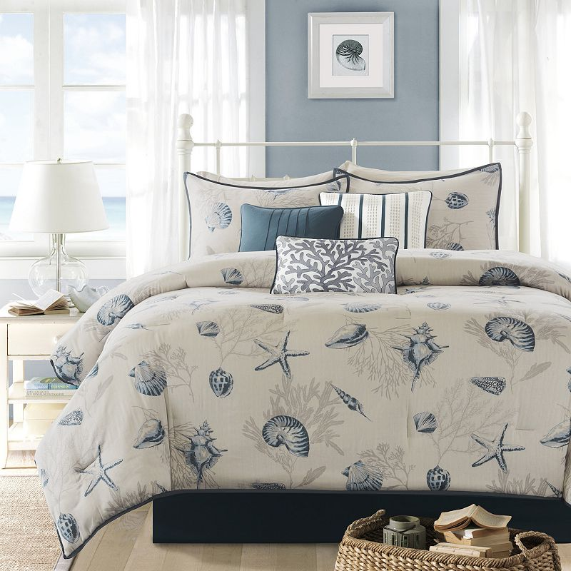 Madison Park Nantucket 7-pc. Comforter Set