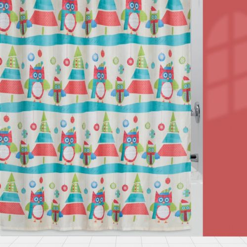 Kohls Christmas Shower Curtain Target Christmas Shower Curtains