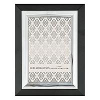 Luxe Collection Contemporary Black 4'' x 6'' Frame