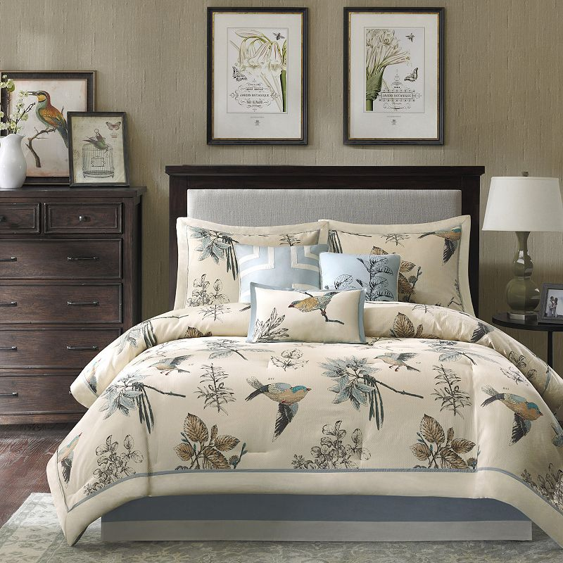 Madison Park Pierce 7-pc. Comforter Set