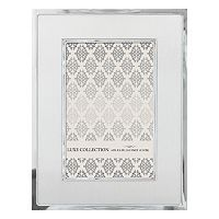 Luxe Collection Modern 4'' x 6'' Frame
