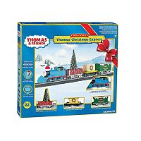 Thomas & Friends HO Scale Christmas Express Electric Train Set by Bachmann