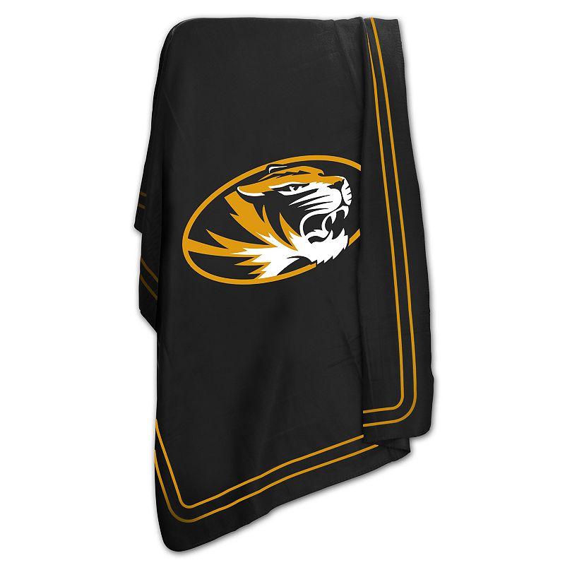 Logo Brand Missouri Tigers Classic Fleece Blanket
