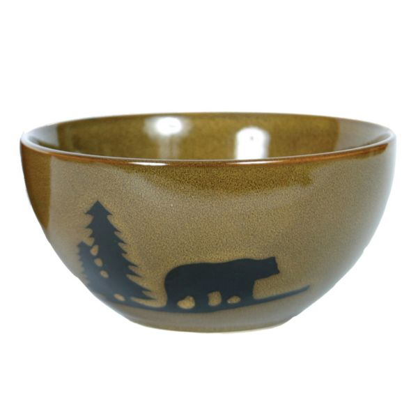DEI Woodland River Bear Bowl