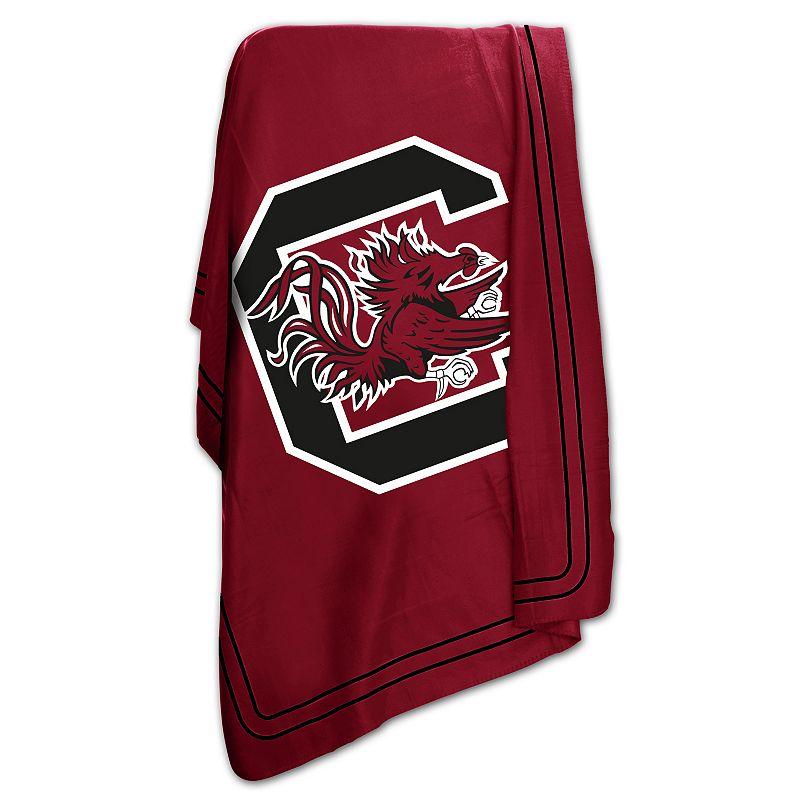 Logo Brand South Carolina Gamecocks Classic Fleece Blanket