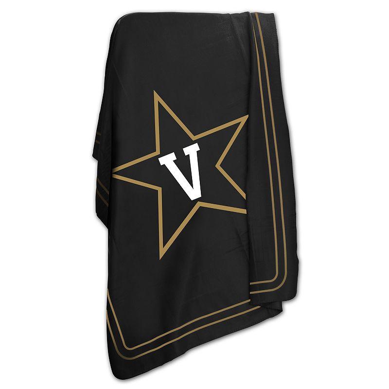 Logo Brand Vanderbilt Commodores Classic Fleece Blanket