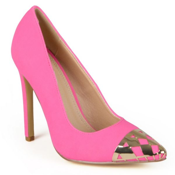 Journee Collection Frisby Women's High Heels