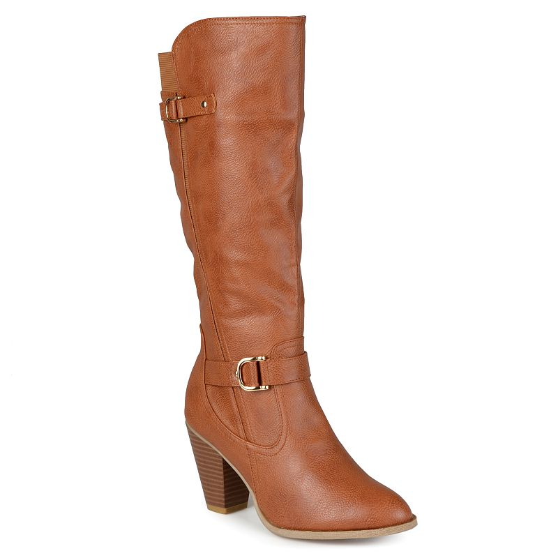 Journee Collection France Women's Heeled Boots