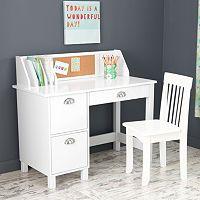 KidKraft Study Desk & Chair Set