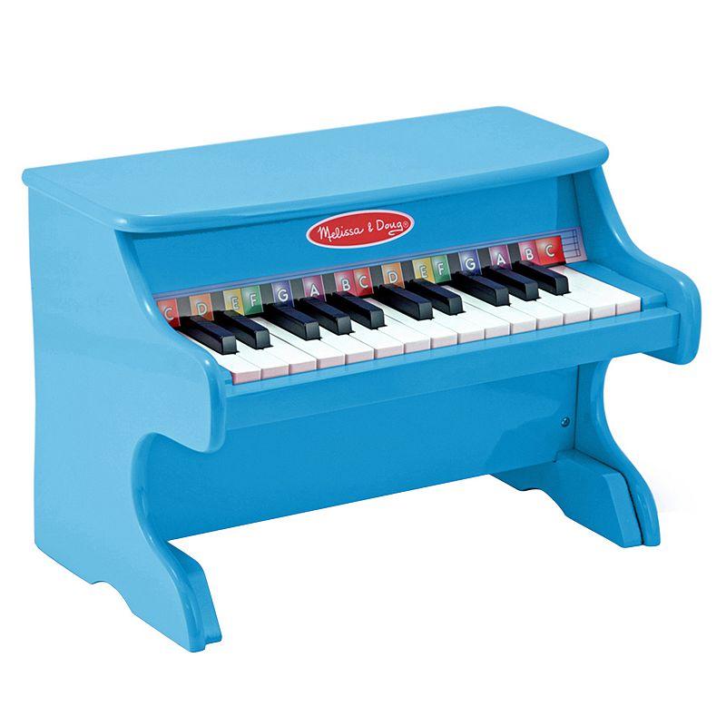 Melissa and Doug Blue Piano