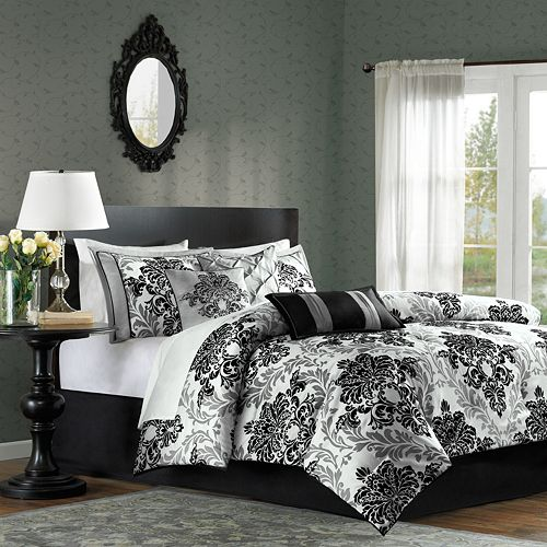 madison park larissa 7 pc comforter set