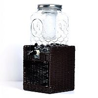 Tabletops Gallery 2-Gallon Beverage Dispenser with Stand