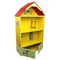 Fantasy Fields Happy Farm Barn Bookshelf by Teamson Kids
