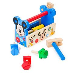 Disney Mickey Mouse Clubhouse Wooden Tool Kit by Melissa & Doug by