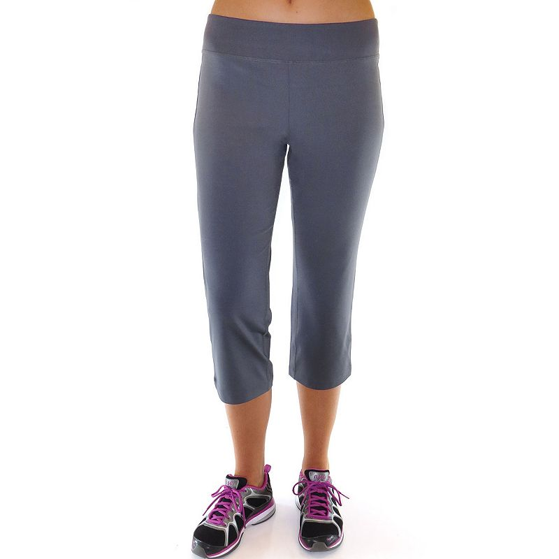 Plus Size Ryka Essential Relaxed Yoga Capris