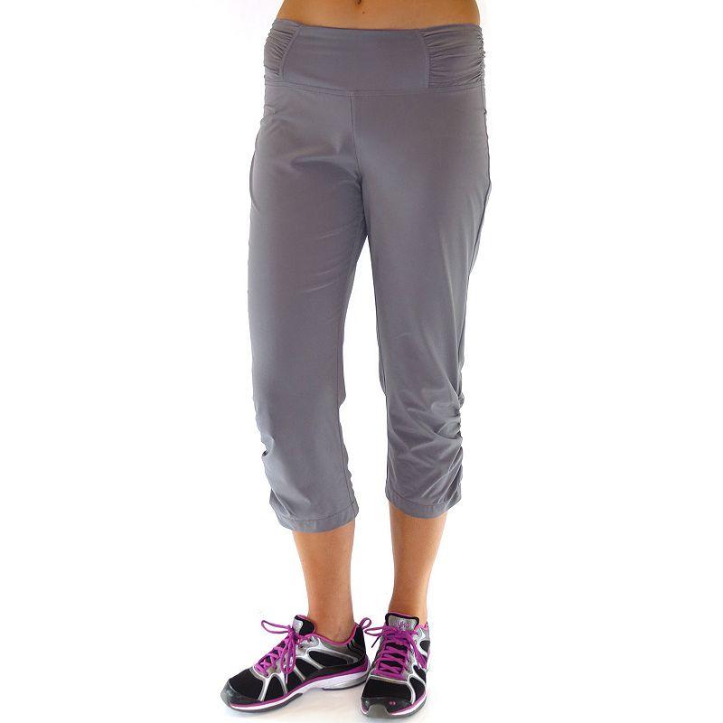 Plus Size Ryka Motion Yoga Capris