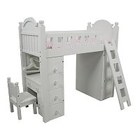 Olivia's Little World Doll Furniture Madison Doll Bunk Bed