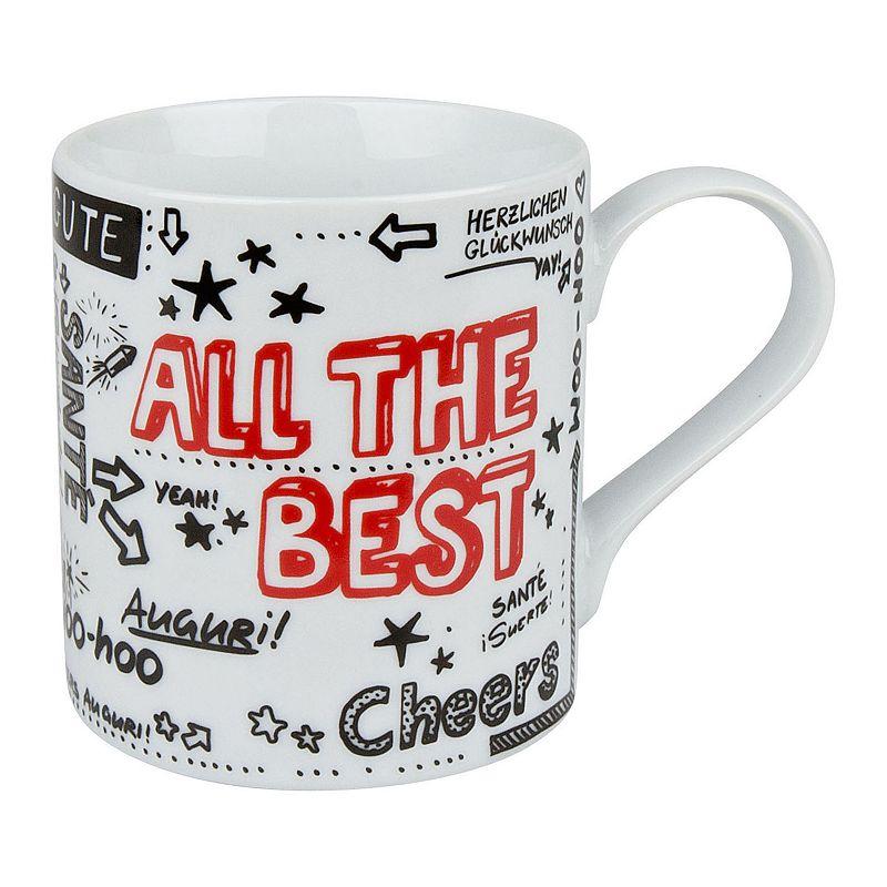 Konitz All the Best 4-pc. Coffee Mug Set