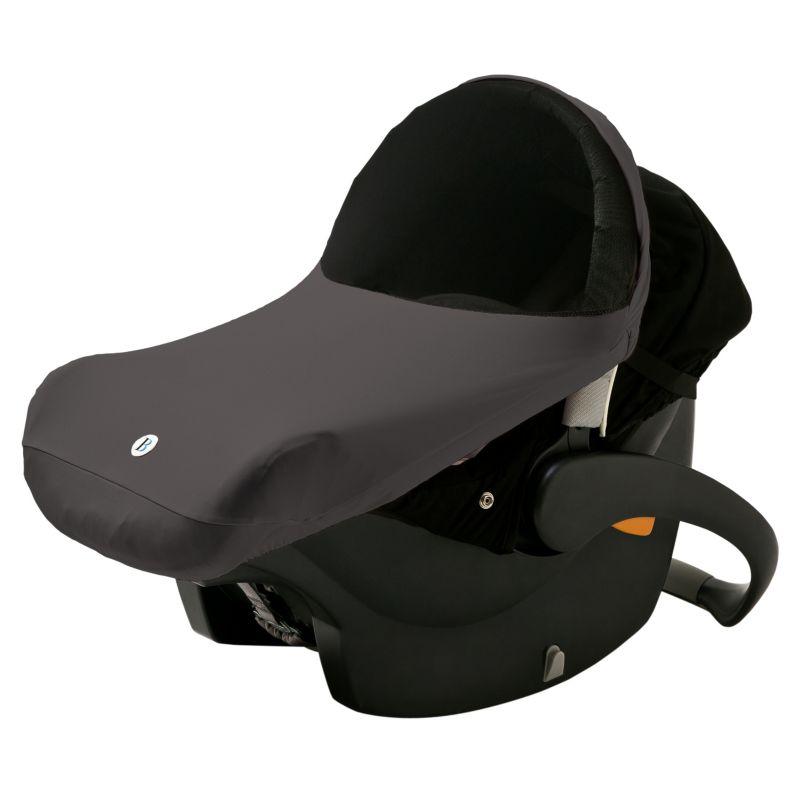 Imagine Baby The Shade Infant Car Seat Canopy, Grey thumbnail