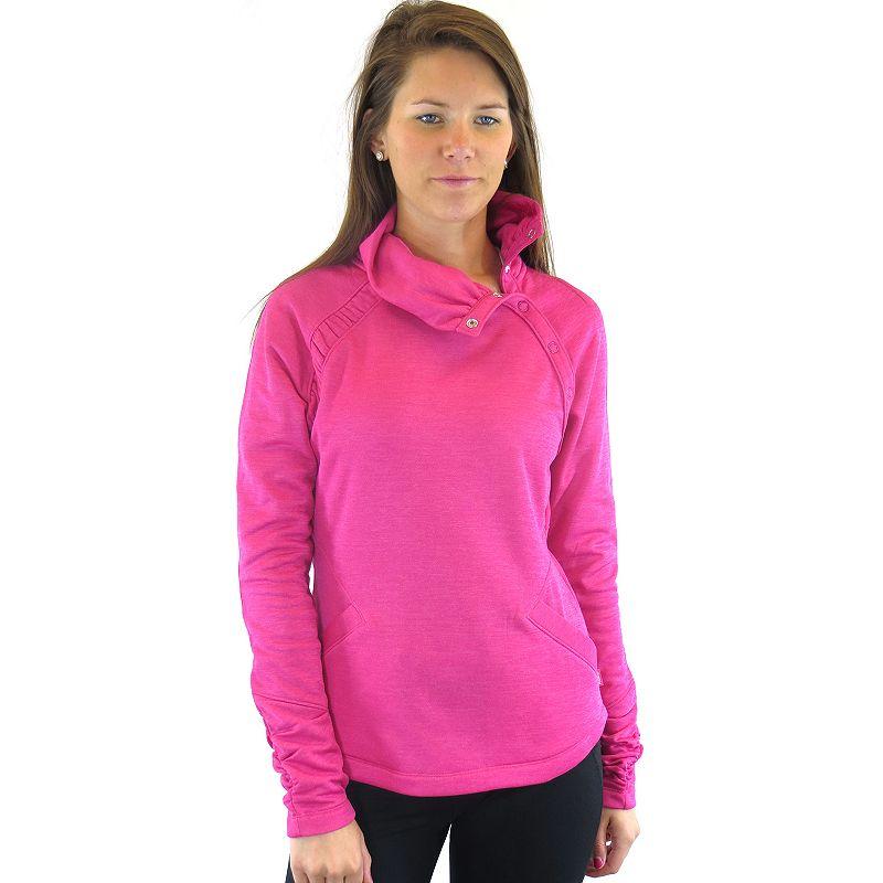 Plus Size Ryka Snap Collar Hiking Top