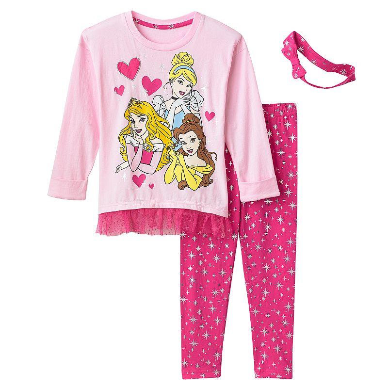 Disney Princesses Tunic and Leggings Set - Toddler