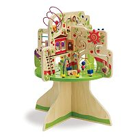 Toy Tree Top Adventure by Manhattan Toy