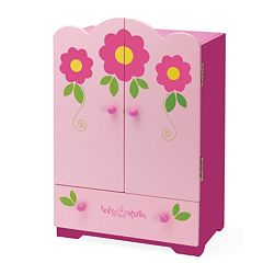 Baby Stella Tickled Pink Armoire by Manhattan Toy by