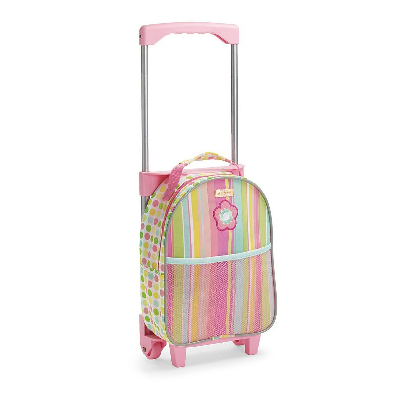 Baby Stella Wheel-a-Round Doll Carrier by Manhattan Toy, Multicolor
