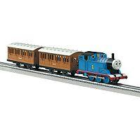 Thomas & Friends Thomas the Tank Engine O Gauge LionChief Remote Control Train Set by Lionel Trains