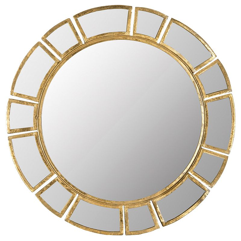 Safavieh Decor Starburst Wall Mirror