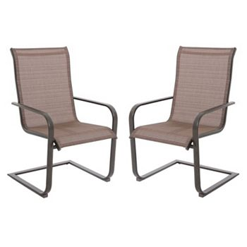 Sonoma 2-piece C-Spring Motion Chair Set