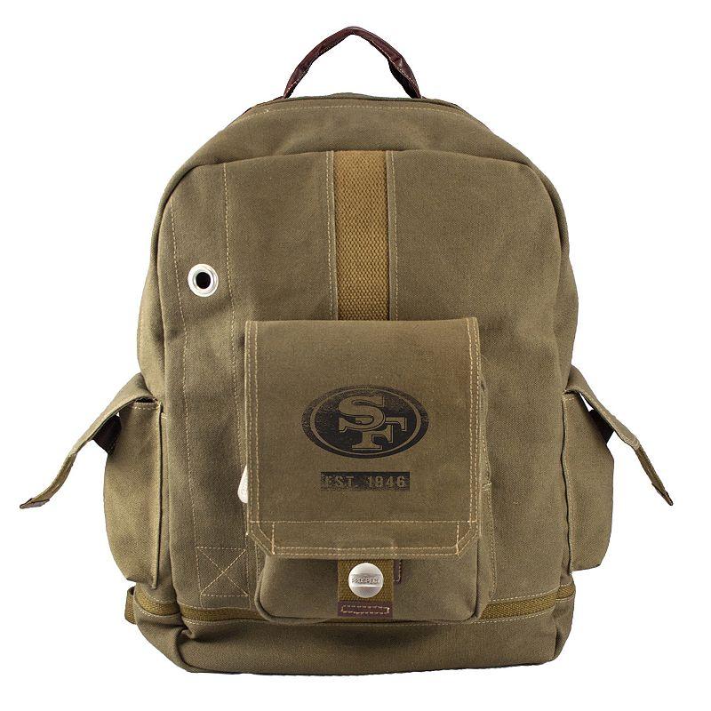 San Francisco 49ers Prospect Backpack