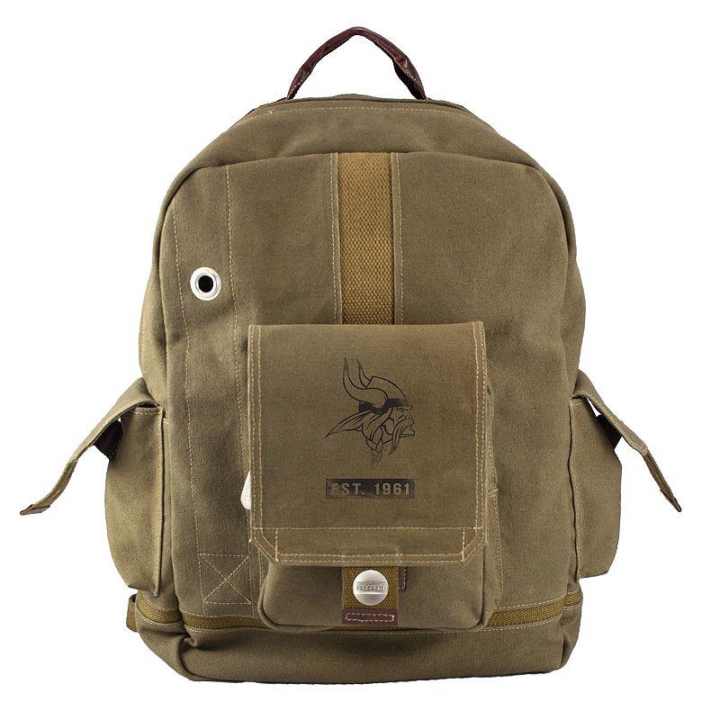 Minnesota Vikings Prospect Backpack