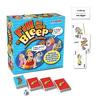 Fill in the Bleep Game by Talicor