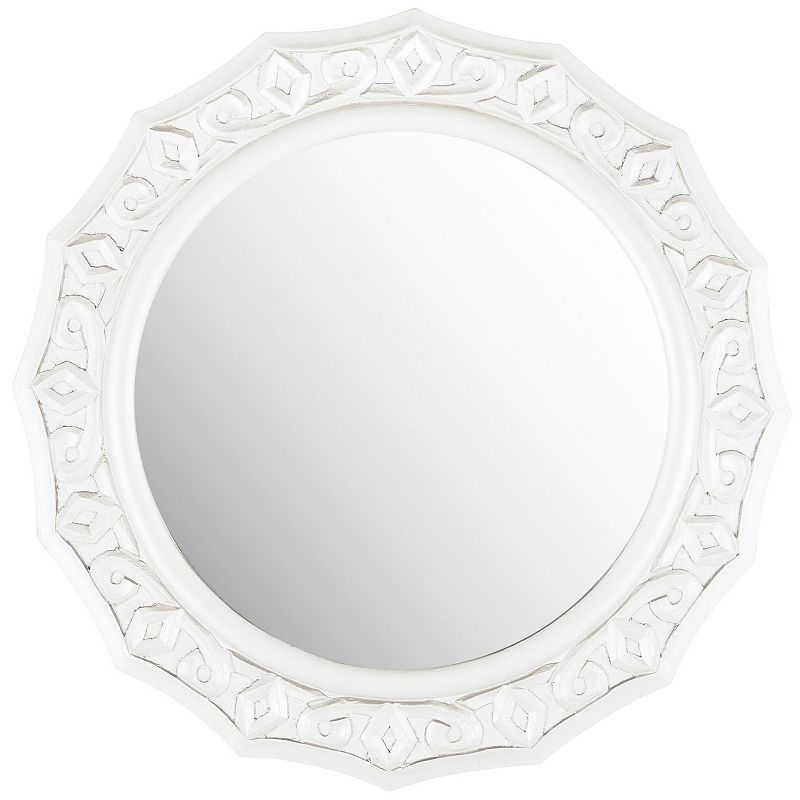 Safavieh Gossamer Lace Wall Mirror