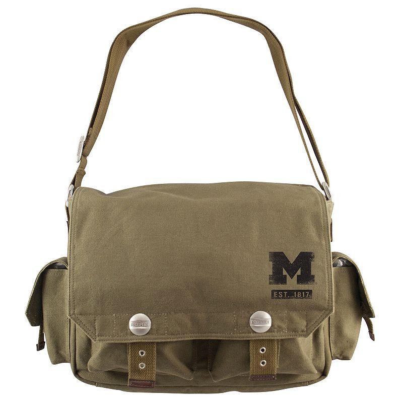 Michigan Wolverines Prospect Messenger Bag