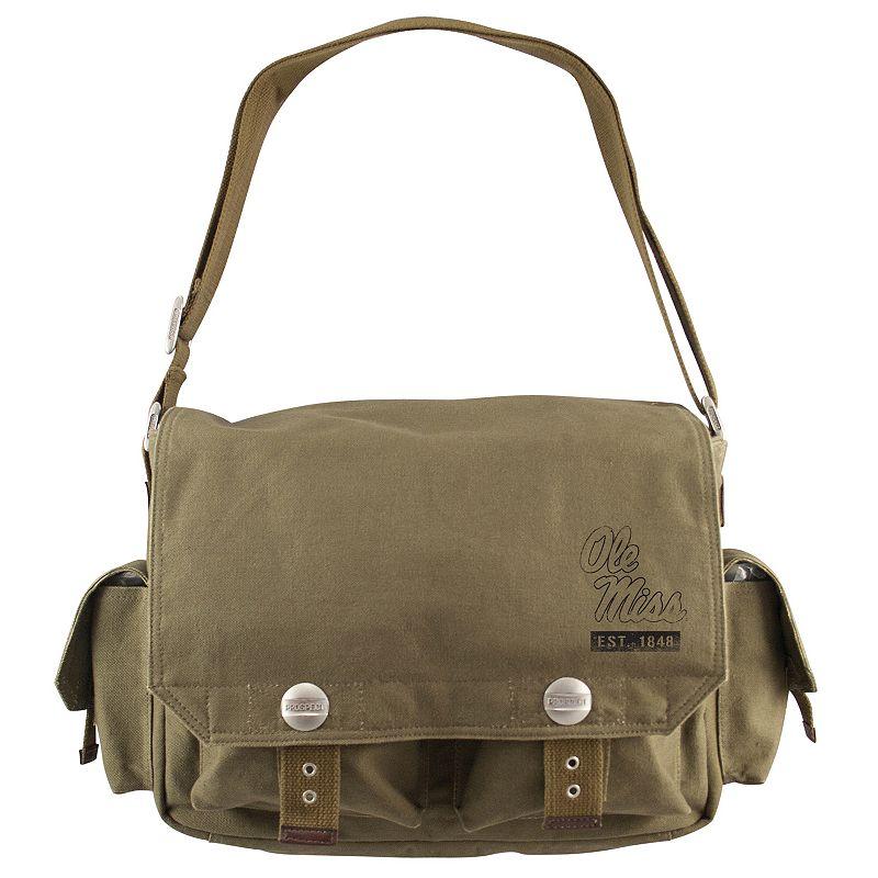 Ole Miss Rebels Prospect Messenger Bag