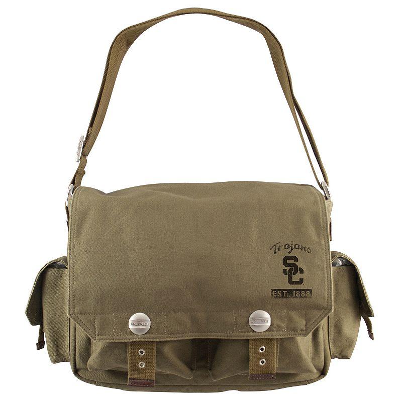 USC Trojans Prospect Messenger Bag