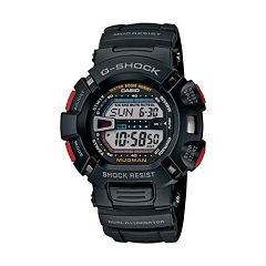 Casio Men's G-Shock Mudman Digital Chronograph Watch G9000-1V