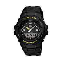 Casio Men's G-Shock Digital & Analog Watch - G100-9CM