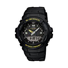 Casio Men's G-Shock Digital & Analog Watch G100-9CM