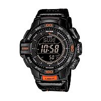 Casio Men's PRO TREK Digital Solar Watch