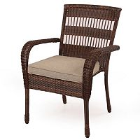 SONOMA Goods for Life™ Presidio 4-piece Wicker Dining Chair Set