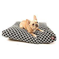Majestic Pet Criss-Cross Rectangular Pet Bed - 29