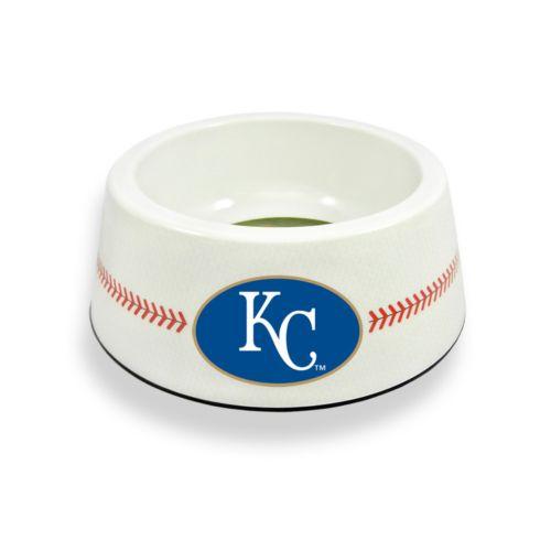 GameWear Kansas City Royals Classic Baseball Pet Bowl